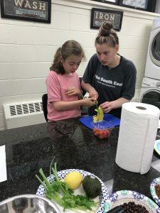 Teen Chefs