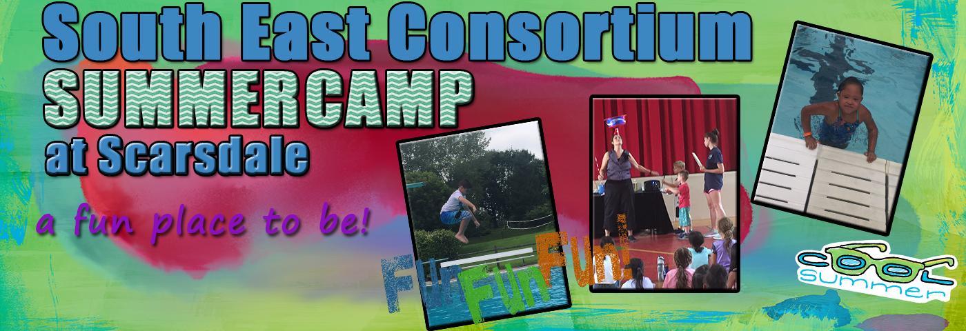 summer camp banner 2018